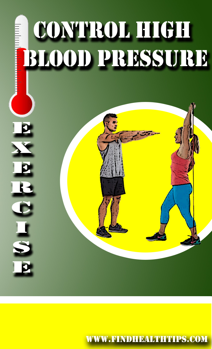 Prevent High BP with Exercises