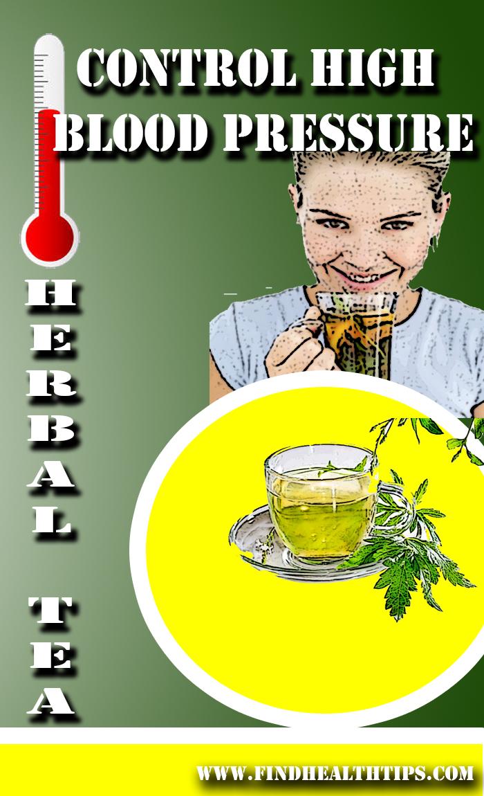 High BP Herbal Tea