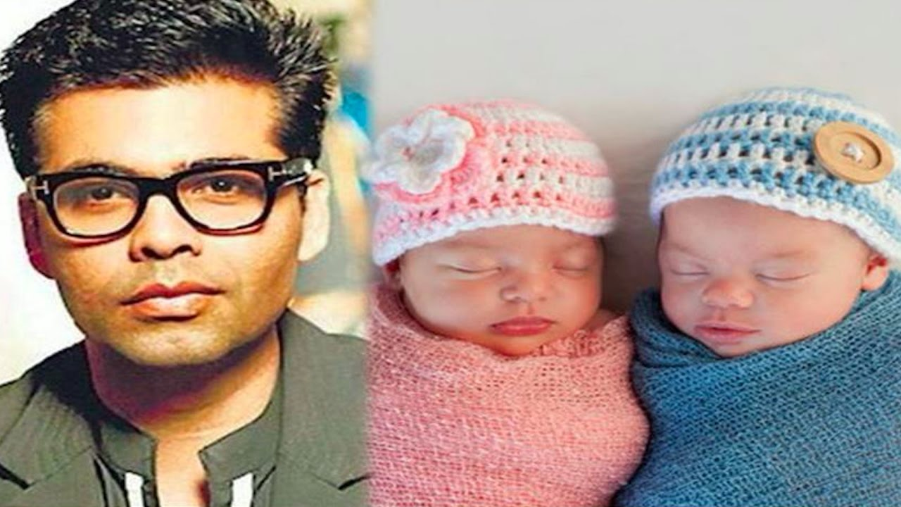 Karan Johar Celebrity Surrogacy Kid