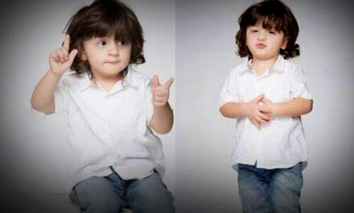 Shahrukhan Celebrity Surrogacy Kid