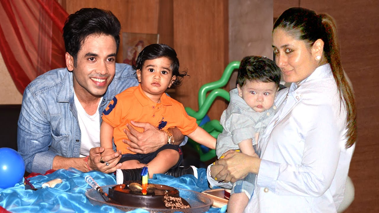 Tusshar Kapoor Celebrity Surrogacy Kid