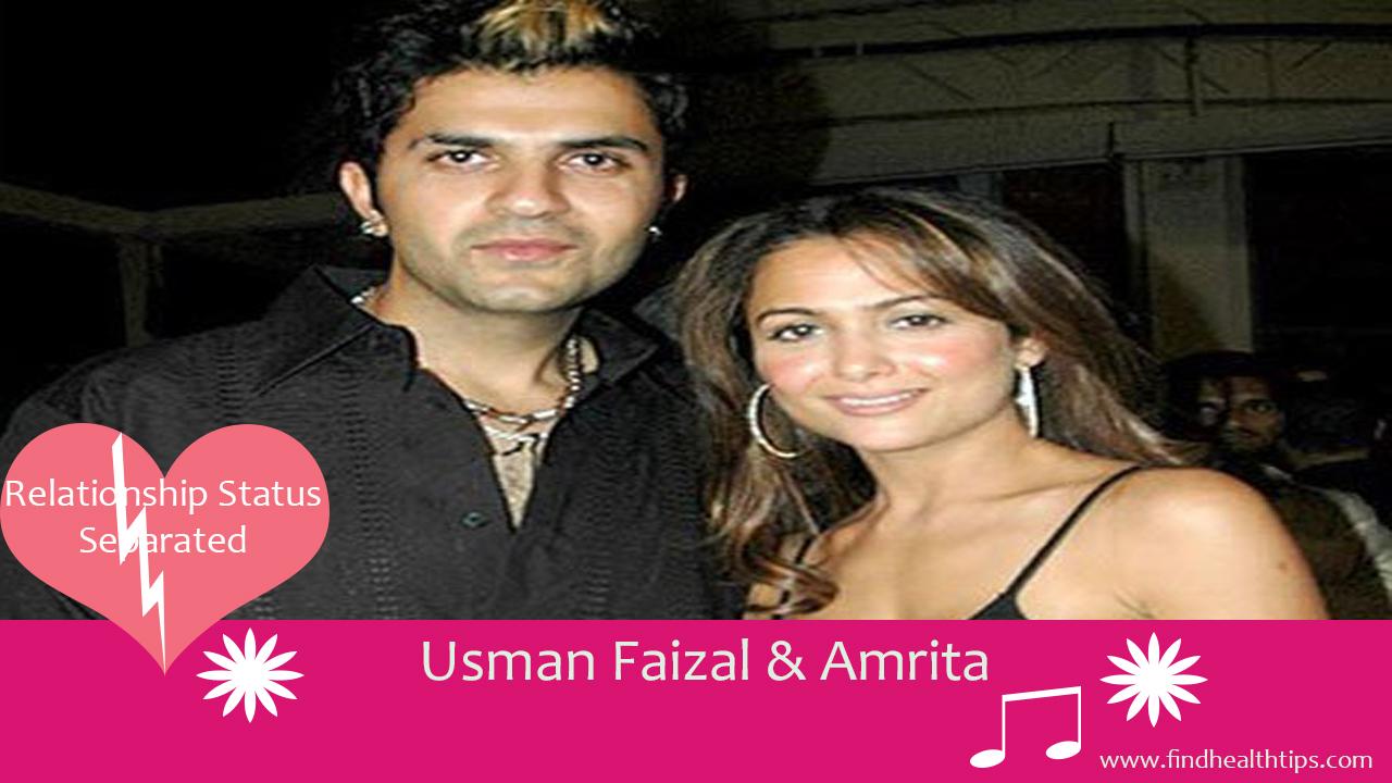 Usman Afzal Amrita Arora cricketers who married celebrities