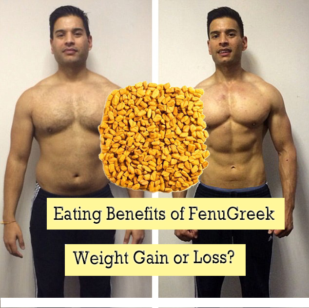 fenugreek seeds benefits weight loss