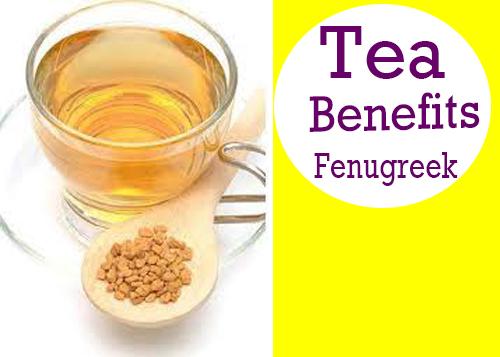 fenugreek tea benefits