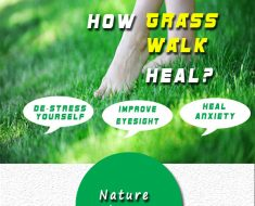 grass walk benefits