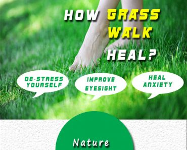 grass walk benefits
