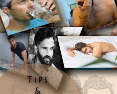 grow beard naturally tips n tricks