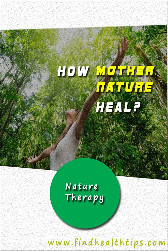 how mother nature heal therapy