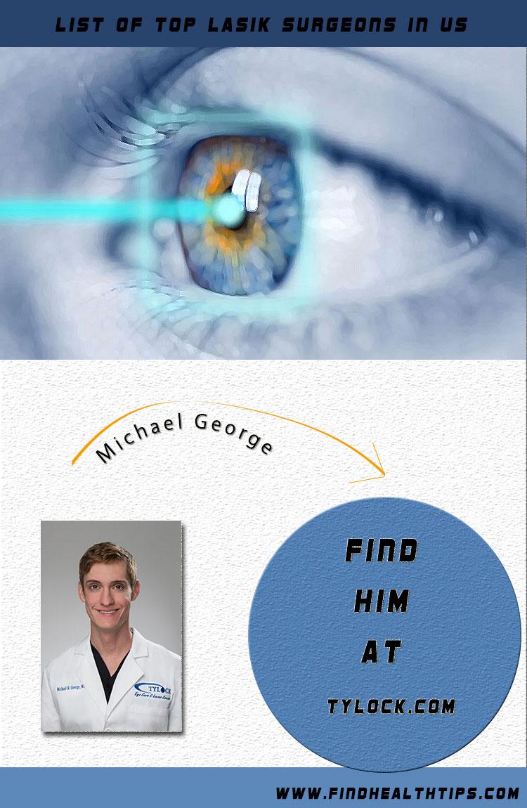 michael gorge top lasik surgeon usa