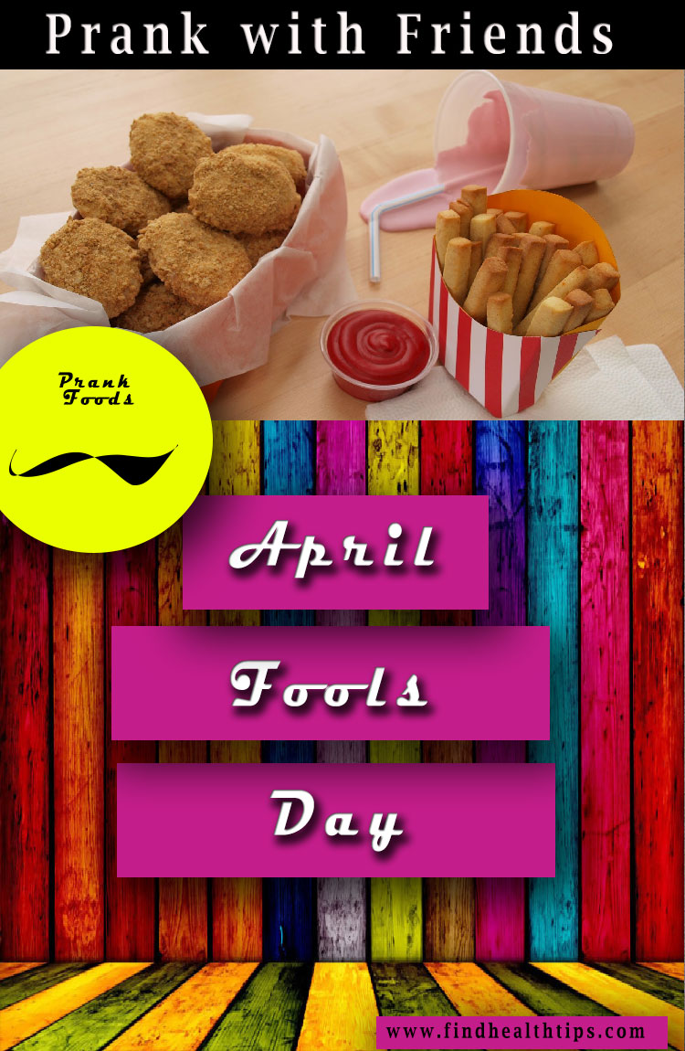 prank food april fools day