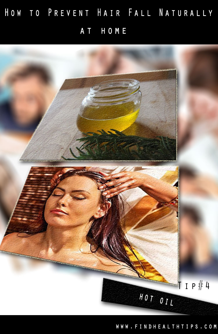 Prevent Hair Fall Naturally Tips
