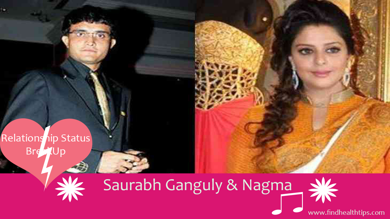 saurabh ganguli nagma cricketers who married celebrities