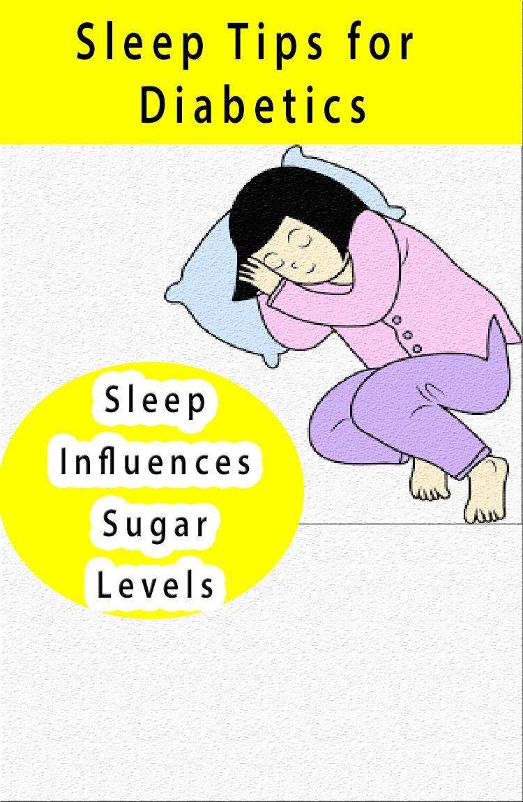 sleep tips for diabetics