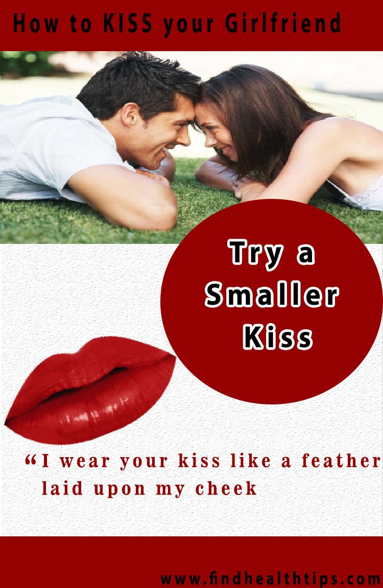 smaller kiss your girlfriend