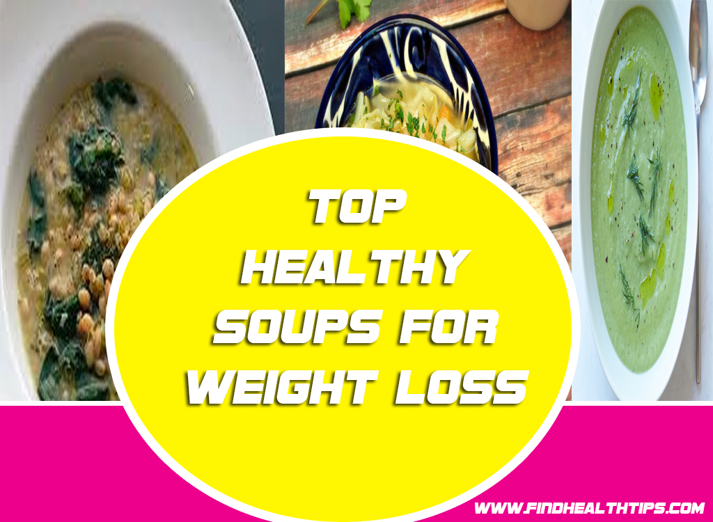 top weight loss soups weight loss