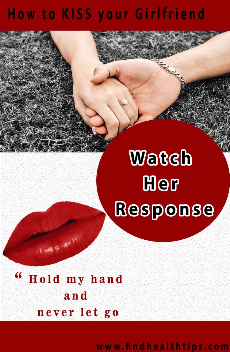 watch her response kiss your girlfriend