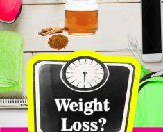 weight loss honey cinnamon