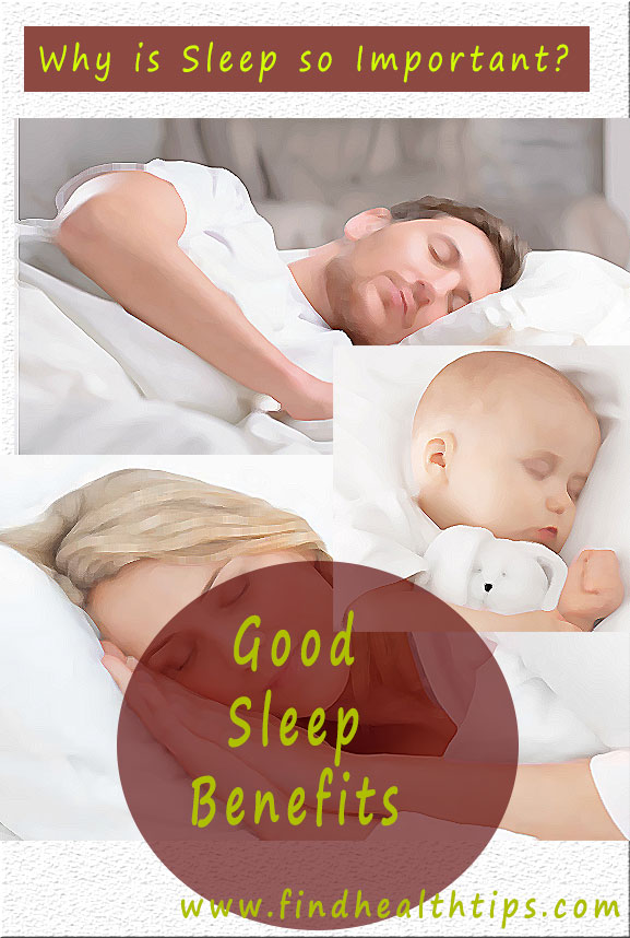 why is sleep so important