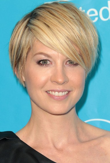 Choppy Short Hairstyle for Women