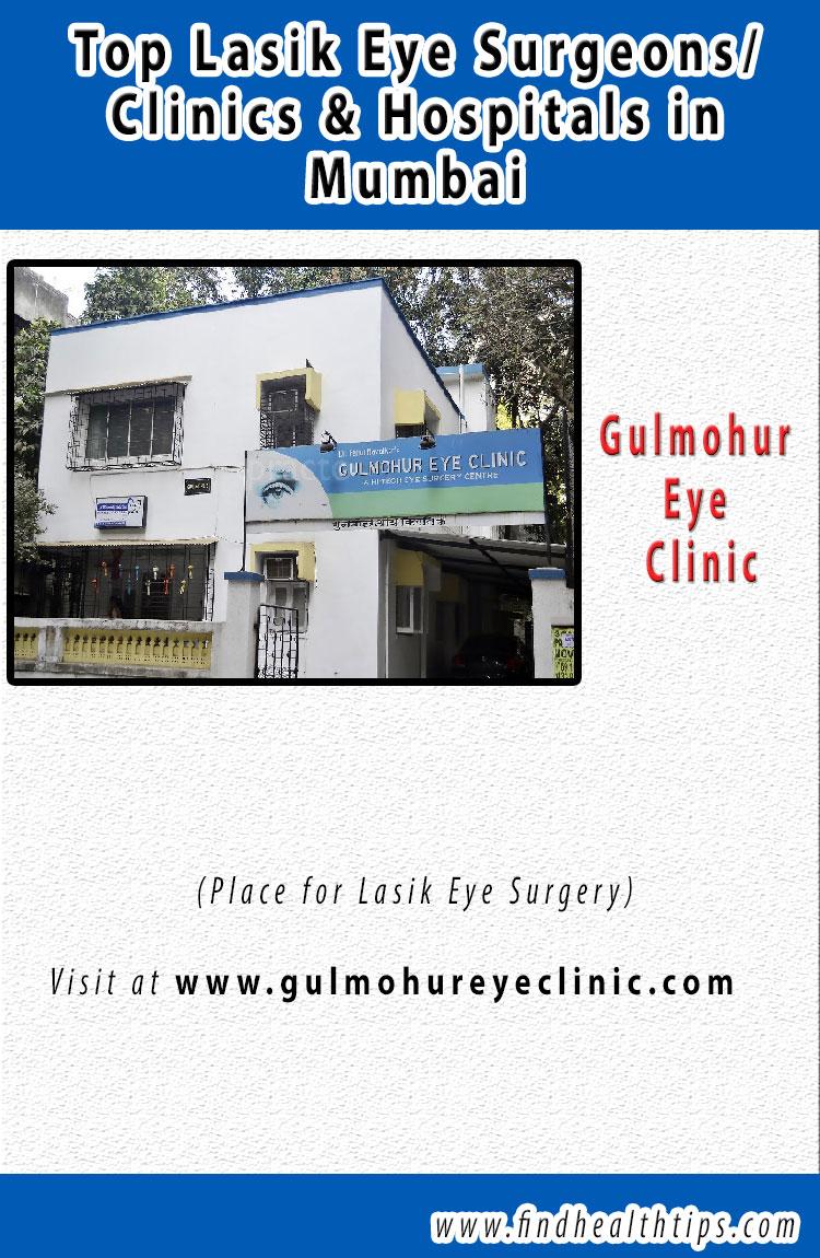 Gulmohar Eye Clinic Mumbai Lasik Eye Surgery Hospital