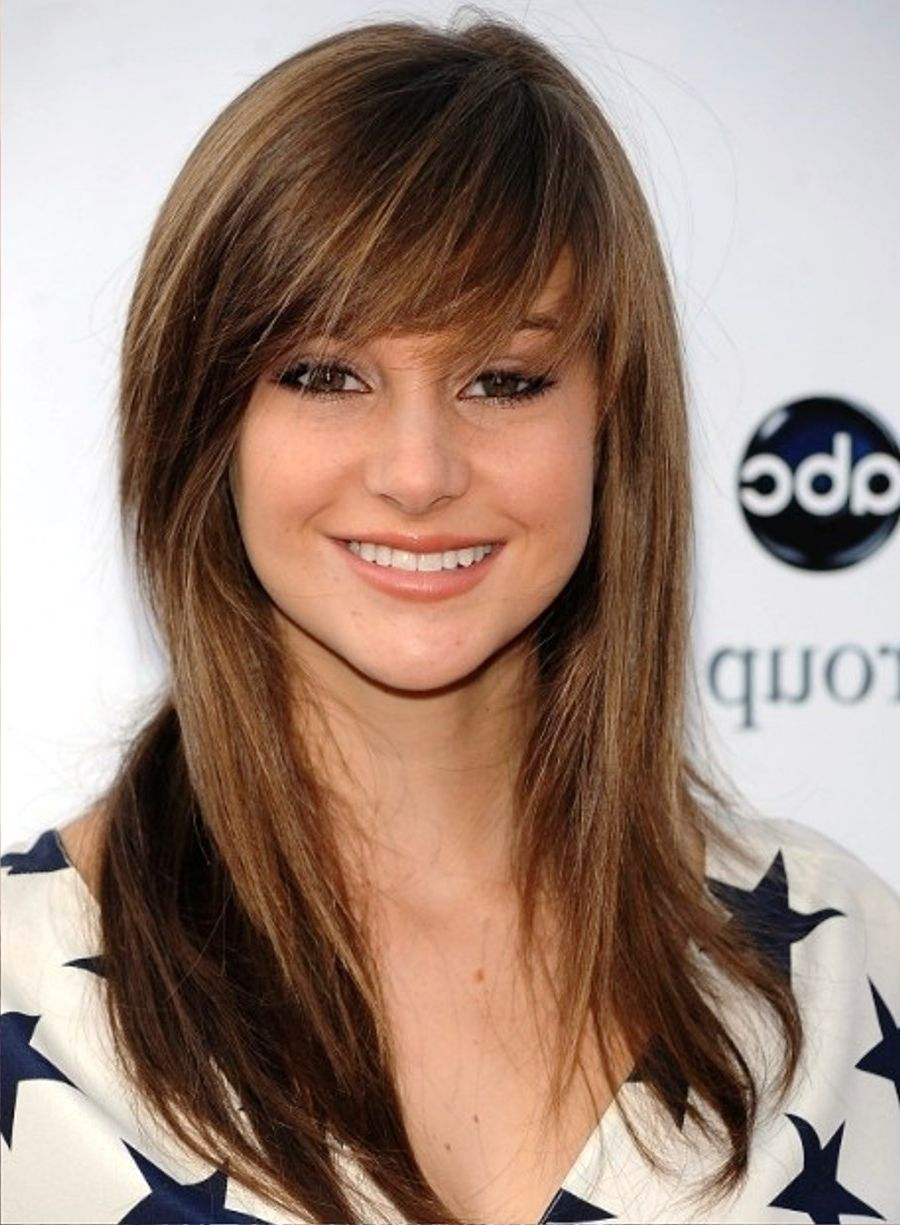Straight Ombre Short Hairstyle for Women
