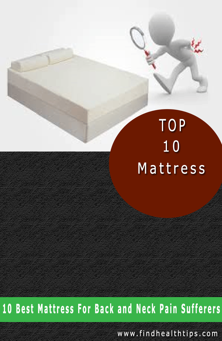 backpain mattress 2018