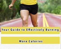 burn calories fast
