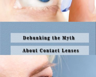 debunking myths contact lenses