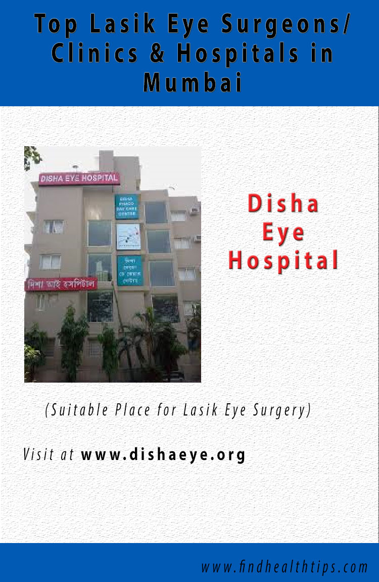 disha eye hospital lasik eye surgery mumbai