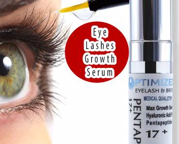 eyelashes growth serum