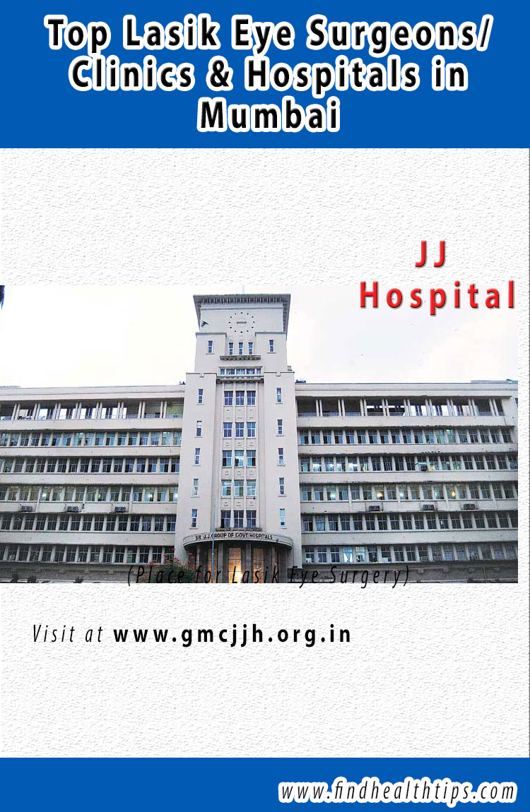 jj eye hospital lasik eye surgery mumbai