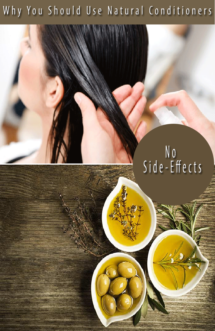 natural hair conditioners benefits