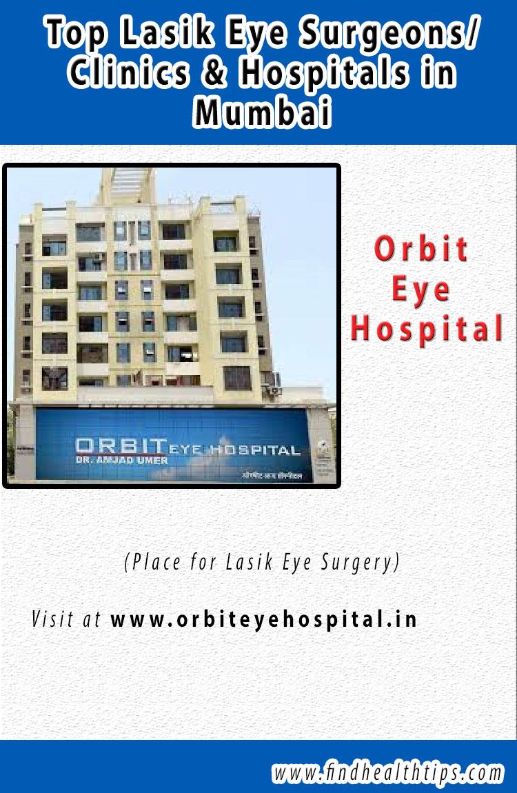 orbit eye hospital lasik eye surgery