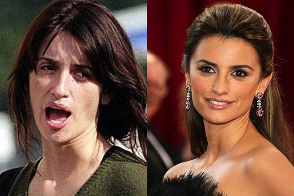 penelope cruz without makeup photos