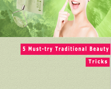 traditional beauty tricks
