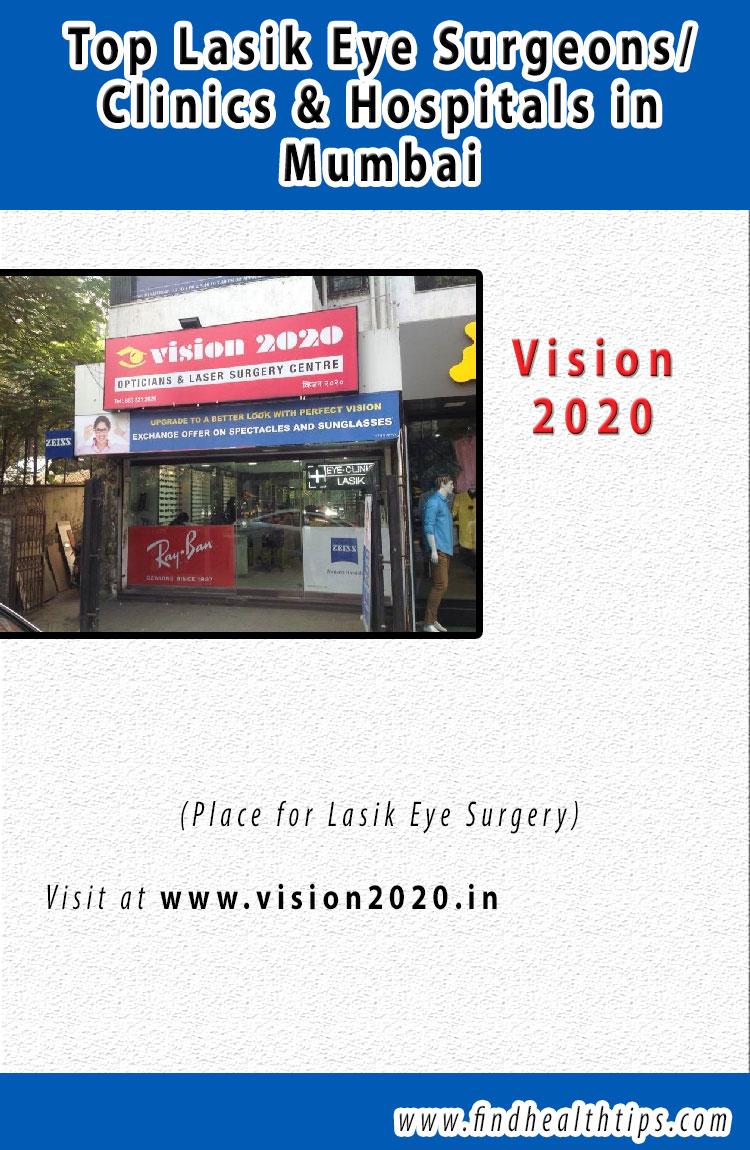 vision 2020 eyes surgery hospital mumbai