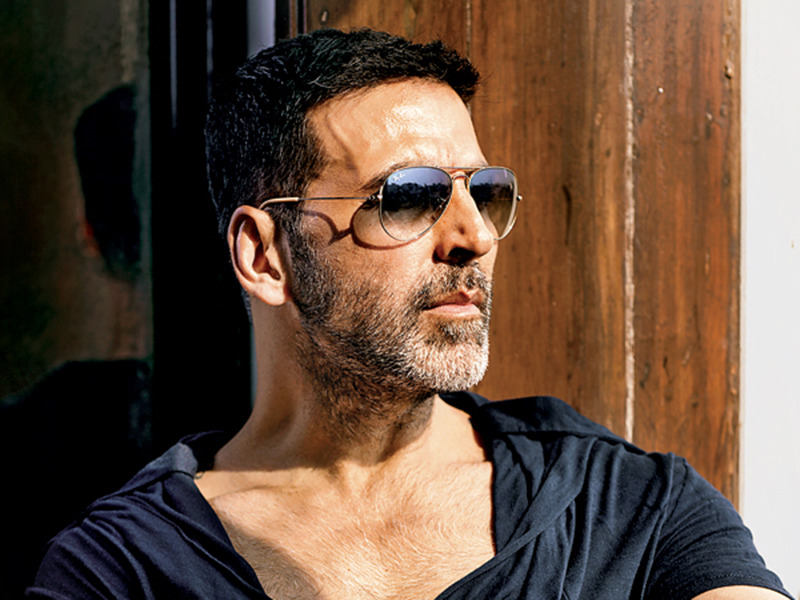 Akshay Kumar handsome men world 2018