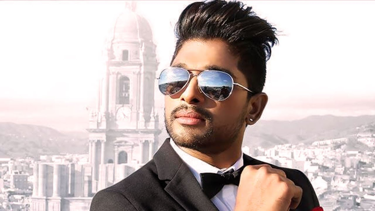 Allu Arjun Most Handsome South Indian Actor