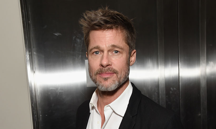 Brad Pitt Handsome Actors In Hollywood