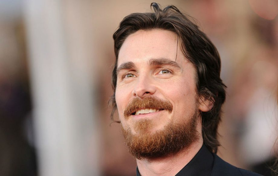Christian Bale Handsome Hollywood Actor