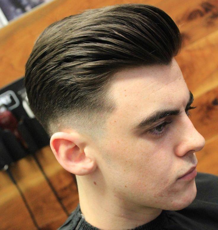 Comb Over Hair Cut for Boys 2018