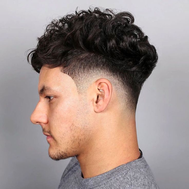 Curly Top Plus Hair Cut for Boys 2018