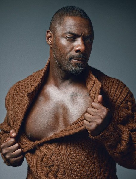 Idris Elba Handsome Actors In Hollywood