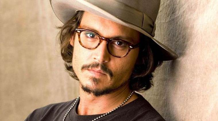 Johnny Depp Handsome Actors In Hollywood