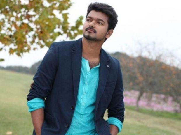 Joseph Vijay Most Handsome South Indian Actor