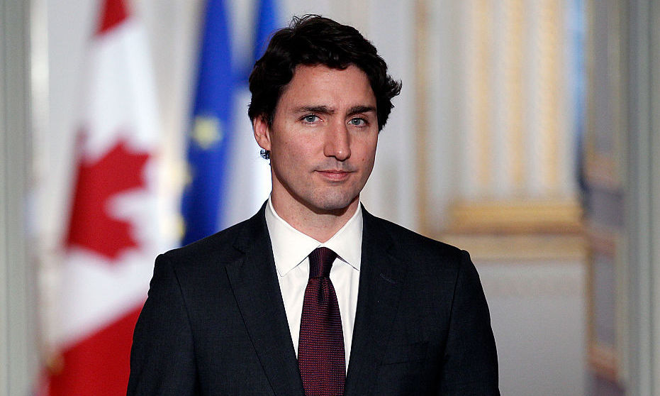 Justin Trudeau Most Handsome Men 2018