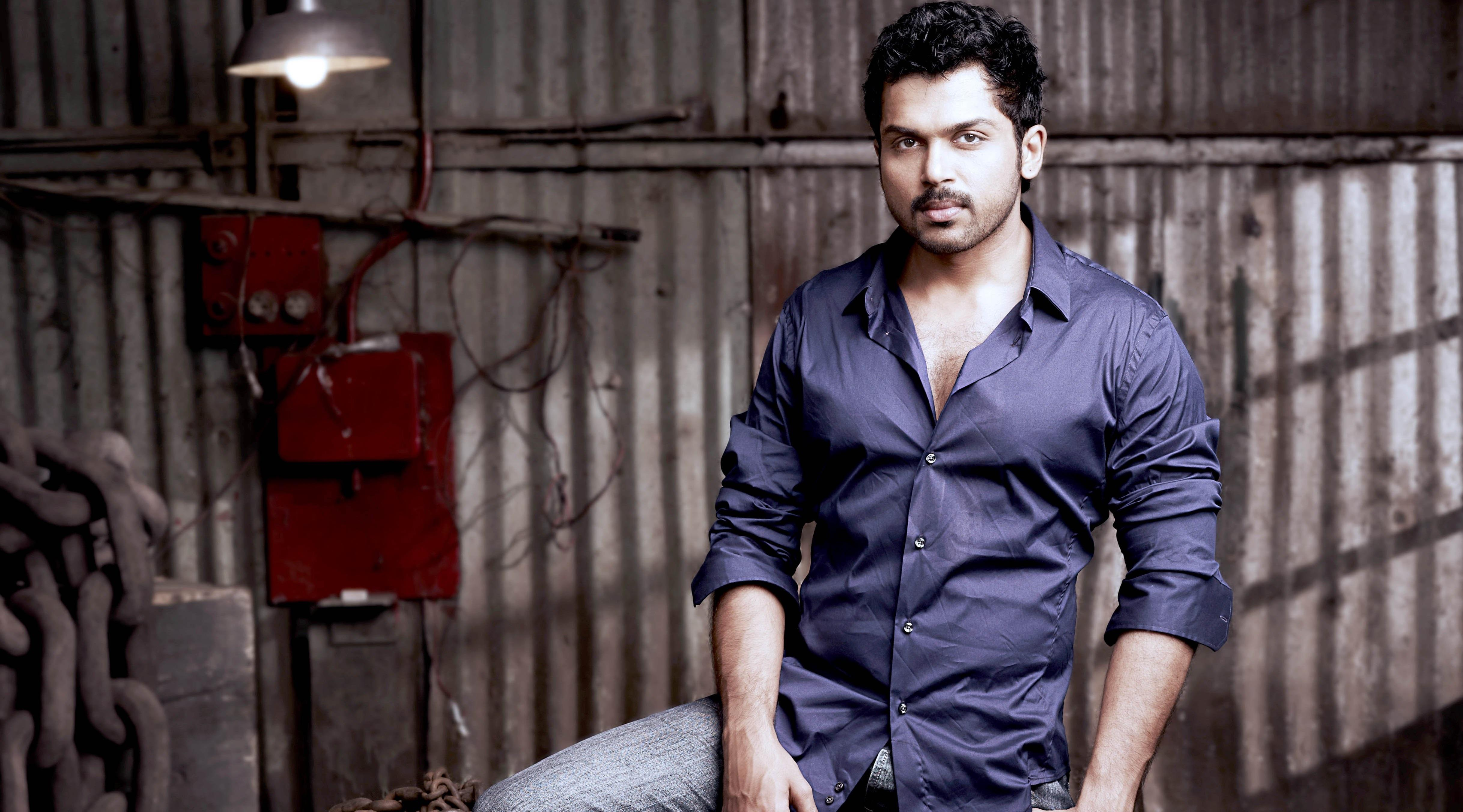 Karthik Shivakumar Most Handsome South Indian Actor