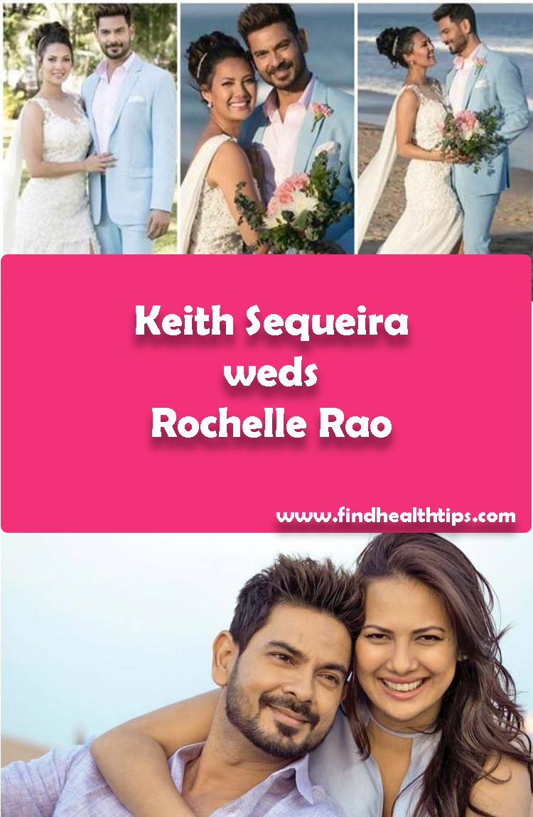 Keith Sequeira weds Rochelle Rao Tv Actors Wedding 2018
