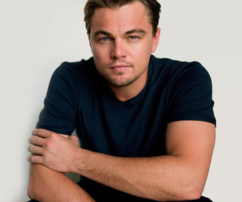 Leonardo DiCaprio Handsome Actors In Hollywood
