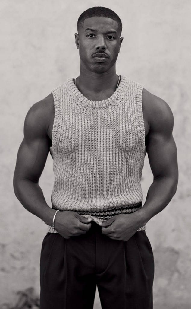 Michael B. Jordan Handsome Actors In Hollywood
